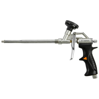TOPEX Professional Heavy Duty PTFE Coated Expanding Foam Gun
